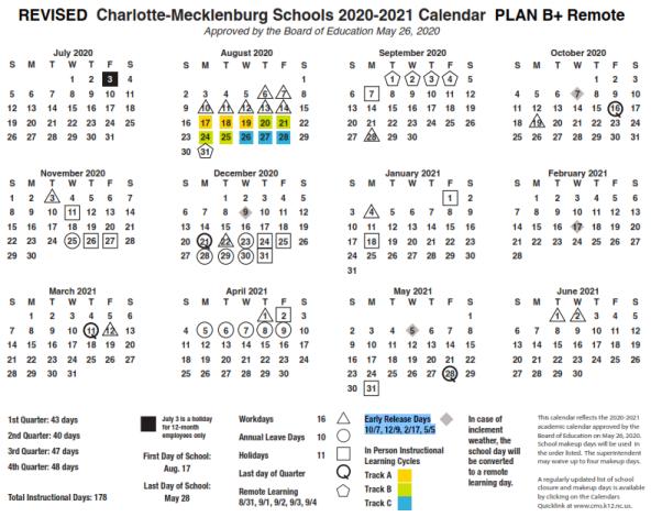 Cms School Calendar 2021 CMS School Calendars   My Chinese Tree House